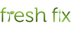 Fresh Fix Party Caterers Logo