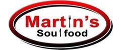 Martin's Soul Food logo