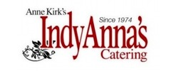 Indy Anna's Catering Logo