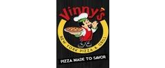 Vinny's NY Pizza & Grill Logo