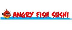 Angry Fish Sushi Logo