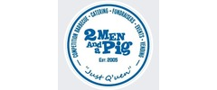 2 Men And A Pig Logo
