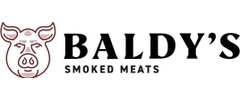 Baldy's Smoked Meats Logo