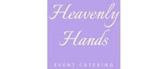 Heavenly Hands Event Catering Logo
