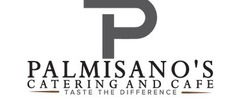 Palmisanos Catering and Cafe Logo