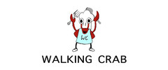 Walking Crab Logo