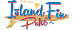 Island Fin Poke Co. logo