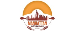 Manhattan NY Deli & Bagels Logo