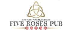 Five Roses Pub Logo