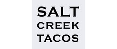 Salt Creek Tacos Logo