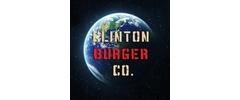 Clinton Burger Co Logo