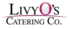Livy O's Catering Co. Logo