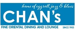 Chan's Fine Oriental Dining Logo