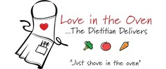 Love in the Oven Logo