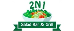 2 N 1 Salad Bar & Grill Logo