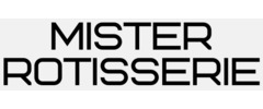 Mister Rotisserie Logo
