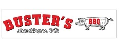 Buster's Southern Pit BBQ Logo