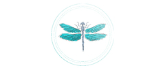 Blue Dragonfly Catering Logo