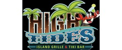 High Tides Island Bar & Tiki Bar Logo
