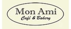 Mon Ami Cafe & Bakery Logo