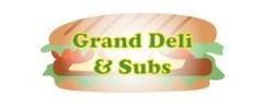 Grand Deli & Subs Logo