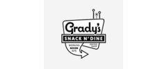 Grady's Snack N Dine Logo