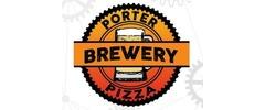 Porter Pizza and Brewery Gastropub Logo