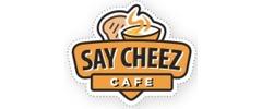 Say Cheez Cafe logo