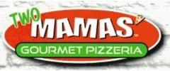 Two Mamas Gourmet Pizzeria Logo