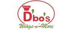 D'bo's Wings N More logo