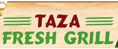 Taza Fresh Grill Logo
