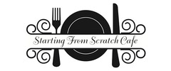 Starting From Scratch Cafe Logo