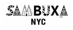 Sambuxa NYC Logo