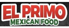 El Primo Mexican Food Logo
