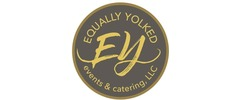 Equally Yolked Events & Catering Logo