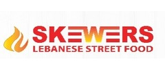 Skewers Lebanese Street Food Logo