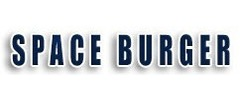 Space Burger Logo