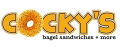Cocky's Bagels Logo