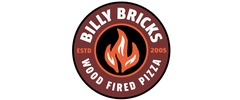 Billy Bricks Wood Fired Pizza Logo