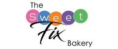 The Sweet Fix Bakery Logo