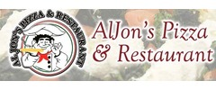 Aljon's Pizza Logo