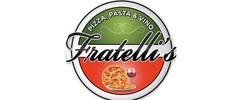 Fratelli's Pizza Pasta & Vino Logo