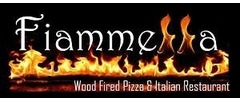 Fiammella Wood Fired Pizza Logo