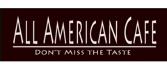 All American Cafe Logo