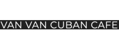 Van Van Cuban Cafe Logo