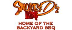 Smokey D'z BBQ Logo