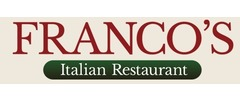 Franco's Italian Restaurant Logo