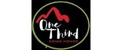 One Third Asian House Logo