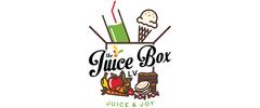 The Juice Box LV Logo