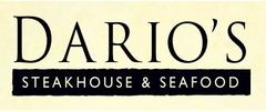 Dario's Steakhouse & Seafood Logo